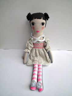 doll with mask