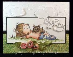 Sassy Cheryl's Birthday challenge