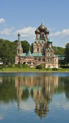 Trinity Church,  Moscow, Russia