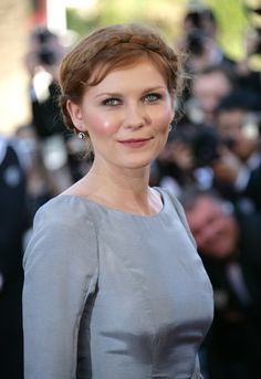 This subtle shade of cinnamon red is great for brunettes looking for a color change.    - MarieClaire.com