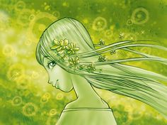 W.i.t.c.h. Cornelia art by Daniela Vetro. Comics fumetti illustration