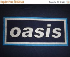 Check out this item in my Etsy shop https://www.etsy.com/uk/listing/264096399/vintage-1996-oasis-maine-road-t-shirt