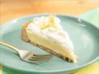 Frozen Lemon Cream Pie Recipe : Katie Lee : Food Network