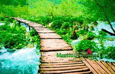 ATTRAVERSO NATURA ED ARTE / VIAGGIO IN CROAZIA - Meeting Benches