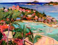 Diane Artware Caribbean IslandTropical Gifts
