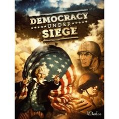 DEMOCRACY UNDER SIEGE (INGLES), el mejor precio, Descripción en inglés: Democracy under Siege is an interactive simulation enabling you to explore all such questions. A card-driven strategy game, ...