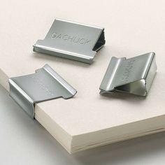 Gachuck-Klammern Vernickelter Stahl | Klammern und Bänder