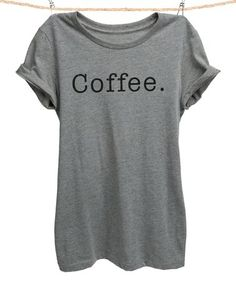 Look what I found on #zulily! Heather Gray 'Coffee' Relaxed Tee - Women & Plus #zulilyfinds