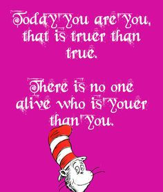 a list of 15 life changing dr seuss quotes to bring out the best