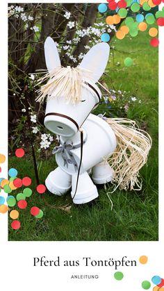 Fun Crafts For Kids, Preschool Crafts, Diy And Crafts, Paper Crafts, Craft Instructions For Kids, Recycled Yard Art, Garden Whimsy, Diy Home Decor Projects, Hacks Diy