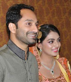 Nazriya Nazim Gets Married to Fahadh Faasil!!