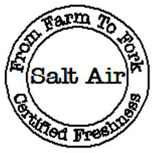 June 3rd - Farm-to-Table Restaurant Feature of the week:   Salt Air - Rehobeth Beach, DE  Looking for a a great Farm- to - Table at the Delaware Beaches? Look no further than Salt Air. They offer Farm-to-Table fresh cuisine in an upscale atmosphere. Their menu features fresh seasonal produce, sustainable seafood, and organic meats and poultry!