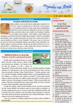 PARÓQUIAS DO PORTO SANTO: Boletim do mês de Maio