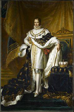JOSÉ I BONAPARTE Rey de España (1808-1812)
