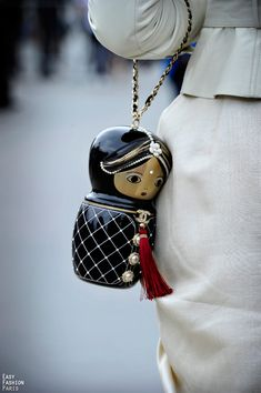 Chanel nesting doll bag.... I want one!!!