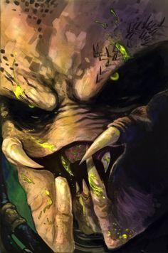 Predator Cover by Shrptooth