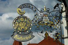 Bad Schussenried in Oberschwaben, Hotel Klosterhof , Aug.2012