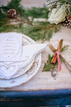 Le Frufrù: Matrimonio d'inverno