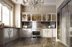#kitchen #furniture #design комплект в кухню Giusti Portos Brera, Brera 2