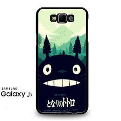 My Neighbor Totoro Poster Samsung Galaxy J7 Prime Case