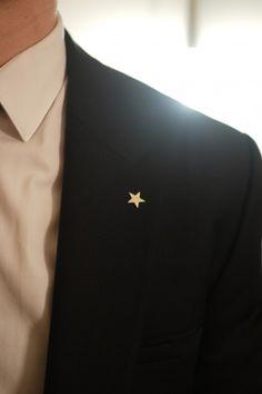 STAR Pin · Saskia Diez