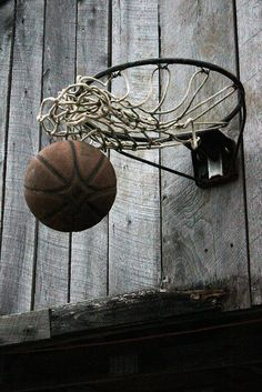 That feeling when the basketball swooshes through the basket... THE EIGHTH #basketball #love