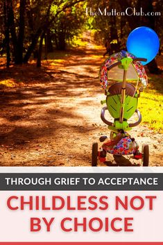 Being childless not by choice can be devastating. Here's one woman's journey through grief to creating a meaningful life without children. We hope it gives comfort to women in the same position–women who wanted children but for whatever reason, it hasn't happened. You are not alone. Read her story here. #lifewithoutchildren #childlesslife