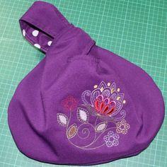 Sew Simple Reversible Knot Bag