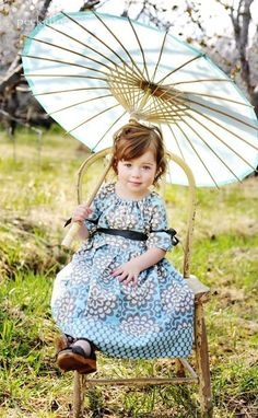 La' Jane Dress  Amy Butler  Pick the size Newborn by BoutiqueMia, $64.00