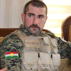 Peshmerga Kurdistan  پێشمەرگە تاکە هێزە  . پێشمهرگه چۆك بهههموو دوژمنێكی دهرهكی دادهدات چونكه خاوهنی ئیمانێكی پتهو و سهرۆكێكی بههێزه. -------------------------------------------------- معنويات عالية جداً، الدفاع عن ارض كوردستان عشقاً وحباً للوطن كوردستان.