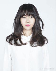 Flow Perm #long #hair #beauty #cut #chahongardor