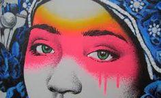 urban art stencil - Google Search