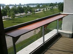 My Boyfriend Builds Cool Stuff: Not Only Furniture, Balcony Bar