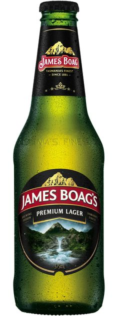 James Boags Ale (Tasmania)