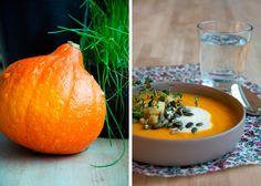 Veggie Recipes, Soup Recipes, Dinner Recipes, Cooking Recipes, Healthy Recipes, Danish Food, Keto, Vegan Soups, Protein