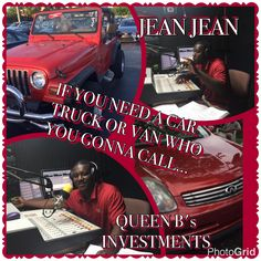 IF YOU NEED A CAR, TRUCK, OR VAN WHO YOU GONNA CALL Jean Jean Auction Services!!!!! THIS IS A QUEEN B's INVESTMENTS PROMOTION!!!! Jean Corioland IS A PROFESSIONAL EXPERT ON CARS AND HE WILL DEFINITELY FIND THE VEHICLE YOU NEED FOR A FEE OF $250!!!! IF YOU ARE INTERESTED CALL OR TEXT HIM AT 3052445278 AND DONT FORGET TO CHECK OUT HIS FACEBOOK PAGE @JJAuctionServices 🏎💨💨