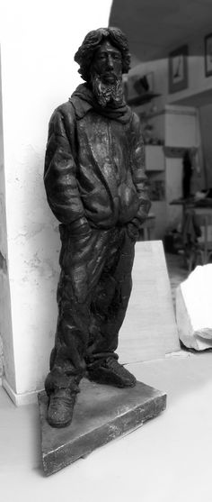 Around Concrete sculpture