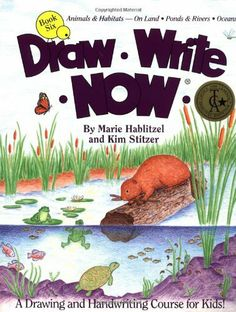 Draw Write Now, Book 6: Animals Habitats -- On Land, Pond & Rivers, Oceans (Draw-Write-Now) by Marie Hablitzel. Save 27 Off!. $10.95. Author: Kim Stitzer. Series - Draw-Write-Now (Book 6). Publisher: Barker Creek Pub (June 1, 1999). Publication: June 1, 1999
