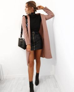 "9,063 Likes, 74 Comments - Alicia Roddy (@lissyroddyy) on Instagram: ""Buckled up  coat by @misspap use code ALICIA10"""
