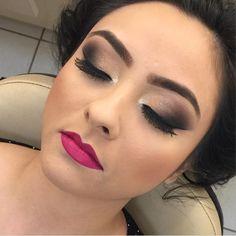 Cheer Makeup, Kiss Makeup, Beauty Makeup, Makeup Art, Makeup Is Life, Crazy Makeup, Makeup Looks, Gothic Makeup, Fantasy Makeup
