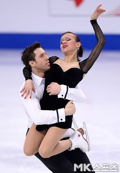 Dylan and Luba long program Four Continents Championship February 2015