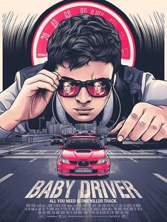 Baby Driver (2017)  by Amien Juugo HD Wallpaper From Gallsource.com