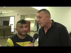 MMA Fight Night Portland: John Lineker Backstage Interview