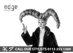 """""""Being a creative means I always need to progress my work and I regularly enter competitions and subject my work to critique from fellow professionals. I really have passion for hairdressing and my vision is to be an ambassador for the hairdressing industry.""""  http://inmorley.co.uk/item/edge-boutique/"""