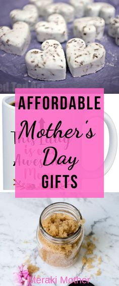 Affordable Mother s Day Gifts Read here for affordable Mother s Day gift ideas great for kids and teens Find DIY homemade gifts as well as nbsp hellip Cheap Mothers Day Gifts, Homemade Mothers Day Gifts, Mothers Day Gifts From Daughter, Cheap Gifts, Mothers Day Crafts, Gifts For Teens, Homemade Gifts, Mother Day Gifts, Gifts For Kids