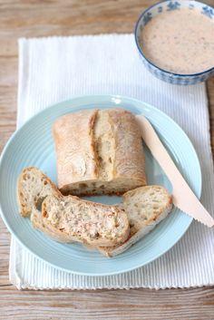 Zelfgemaakte sandwichspread - Lekker en Simpel