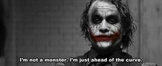 The joker loves nothing more than leaving a trail of death and destruction as is his trademark. Description from bidnessetc.com. I searched for this on bing.com/images