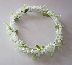 wedding flowers lily of the valley - Google Search