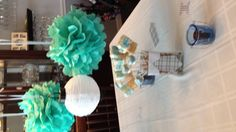 Table for Baby Sprinkle