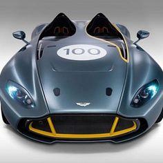 Aston Martin's CC100 Concept is Drop Dead Gorgeous
